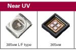 Ультрафиолетовые светодиоды (UV Led) серий LEUV  производства LG Innotek