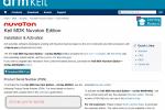 Бесплатная полнофункциональная версия «Keil MDK Nuvoton Edition» доступна для контроллеров Nuvoton на базе ядер Cortex-M23/M0