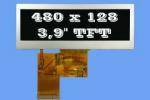 Представляем новинки от компании Display Electronic широкоформатные TFT индикаторы