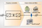 Выходные ЭМС-фильтры для частотных преобразователей от TDK-EPCOS