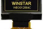 Новая модель OLED от Winstar
