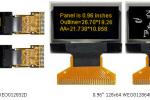 OLED от Winstar для носимых устройств