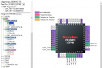 Программное обеспечение для настройки периферии и тактирования контроллеров Nuvoton